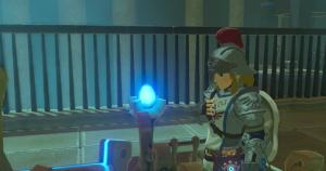 Potential of manipulation【Shrine Challenge 2|The Legend of Zelda Breath of the Wild】