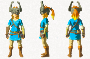 "【Quick News】 ""The Legend of Zelda Breath of the Wild"" DLC 1st ""Honor of the Test"" 
