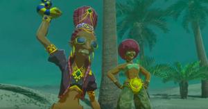 Undefeated Queen【Shrine Challenge 35 The Legend of Zelda Breath of the Wild】