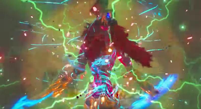 Boss: Thunder's Curse Gunnon【The Legend of Zelda Breath of the Wild】
