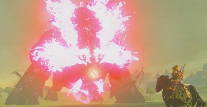 Boss|Miserable&monster Ganon【The Legend of Zelda Breath of the Wild】